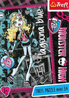 TREFL Puzzle Monster High: Lagoona Blue 54 dílků