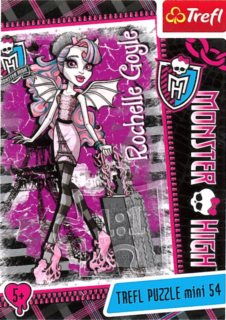 TREFL Puzzle Monster High: Rochelle Goyle 54 dílků