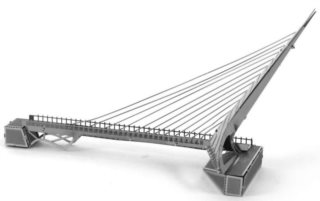 METAL EARTH 3D puzzle Most Sundial Bridge
