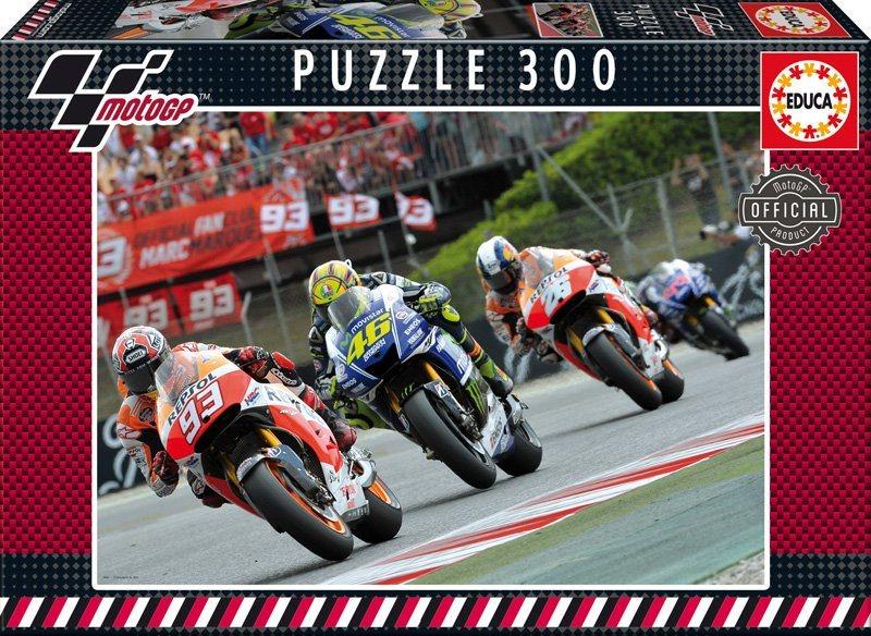 EDUCA Puzzle MotoGP 300 dílků