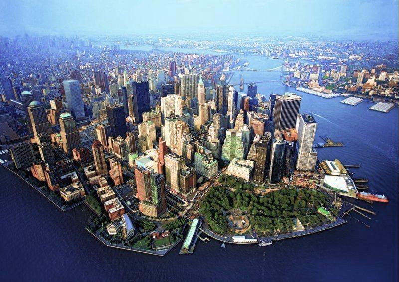 Puzzle TREFL 1000 dílků - New York