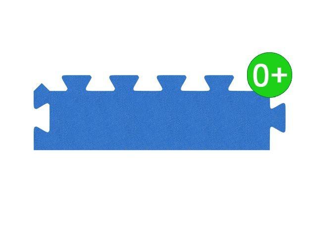 MALÝ GÉNIUS Okrajový dílek silný 0+ (modrý)