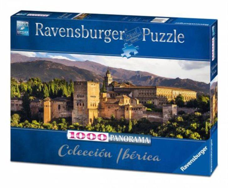 Puzzle RAVENSBURGER 1000 dílků - Alhambra