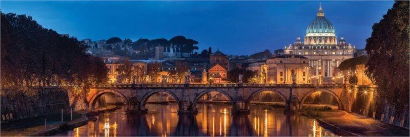 Puzzle CLEMENTONI 1000 dílků - Řím