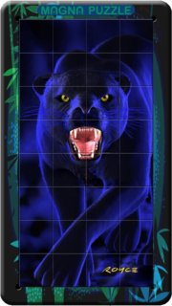 Piatnik 3D Magnetické Puzzle Panter 32