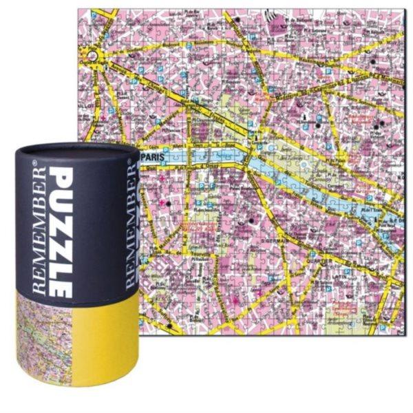 REMEMBER Paříž - puzzle 500 dílků