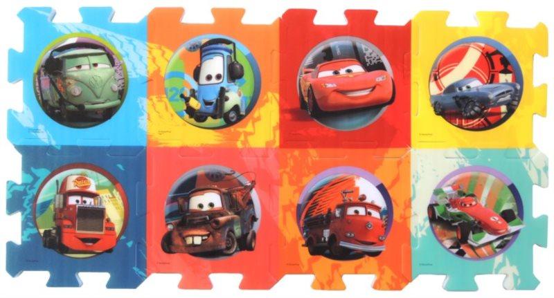TREFL Pěnové puzzle Auta (Cars) - 8 dílů