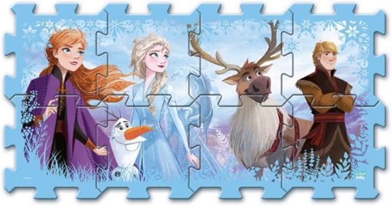 TREFL Pěnové puzzle Ledové království 2