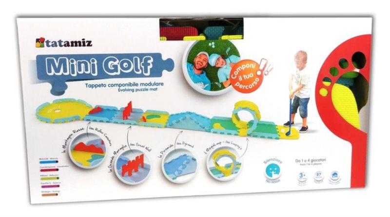 TATAMIZ Pěnové puzzle Mini Golf