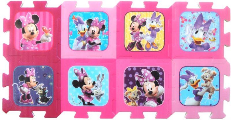 TREFL Pěnové puzzle Minnie a Daisy - 8 dílů