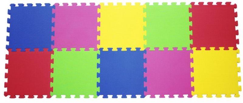 LC Pěnové puzzle silné (30x30)