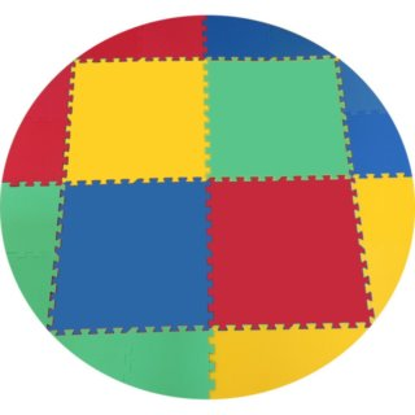 MALÝ GÉNIUS Pěnový koberec KOLOMAT 8mm
