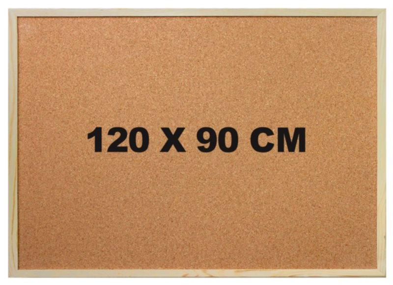 Korková podložka pod puzzle 120x90cm
