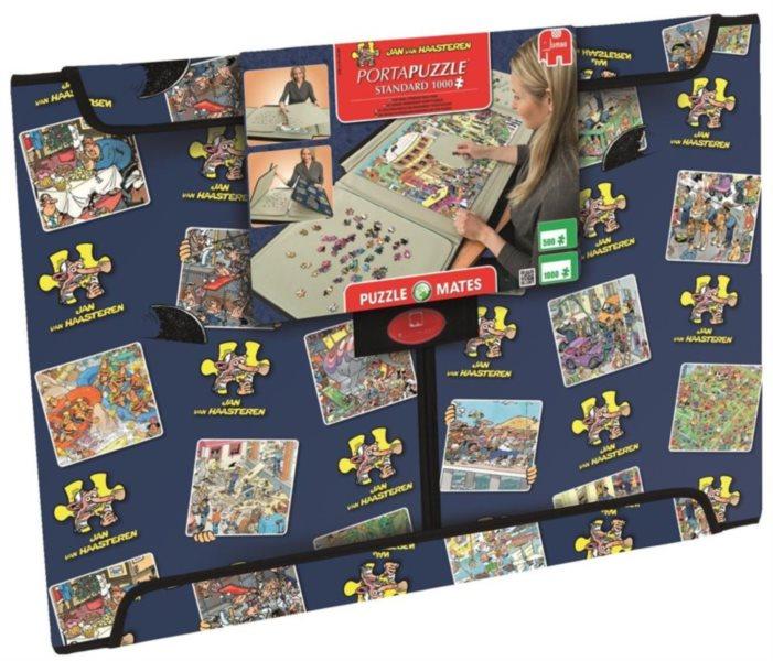 Pevné desky JUMBO Porta Puzzle Haasteren na 1000 dílků
