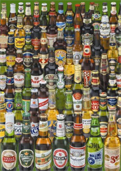 EDUCA Puzzle Piva 1000 dílků