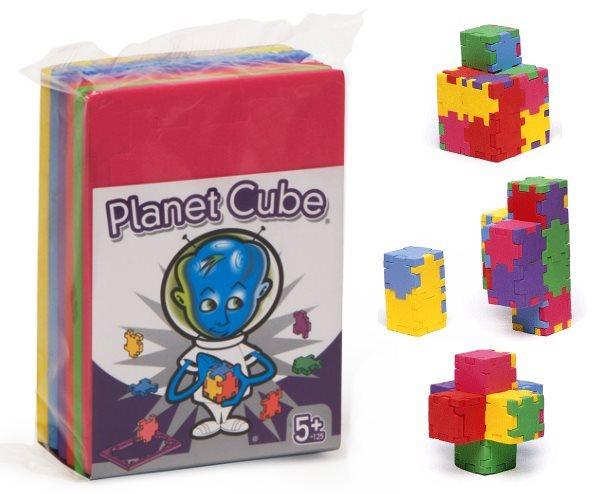 HAPPY CUBE Planet Cube 6 kostek