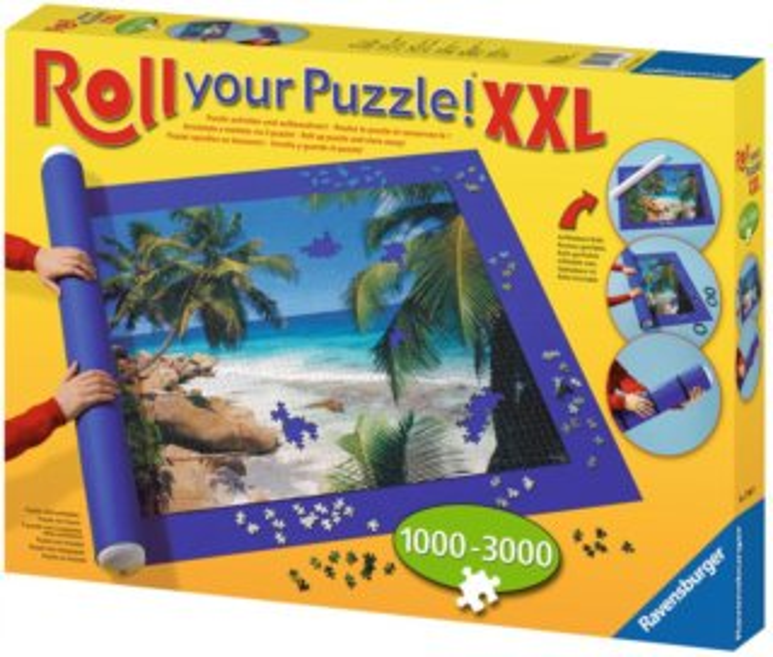 Podložka na puzzle RAVENSBURGER XXL rolovací - 1000-3000 dílků (150x100cm)