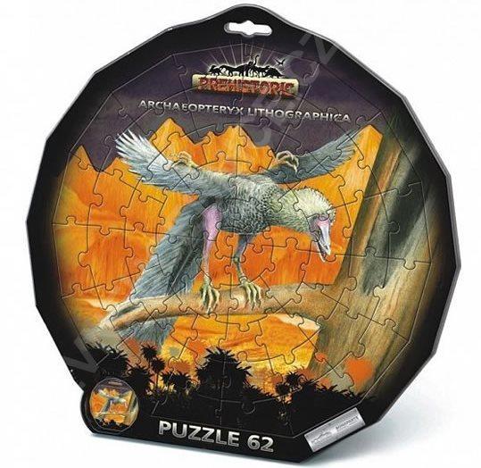 BONAPARTE Puzzle Prehistoric: Archeopteryx Lithographica 62 dílků