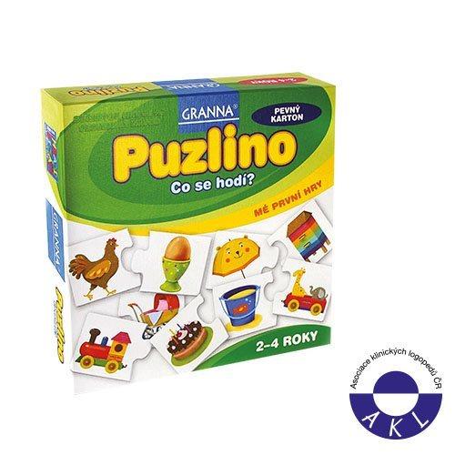 GRANNA Puzzle dvojice Puzlino Co se hodí?