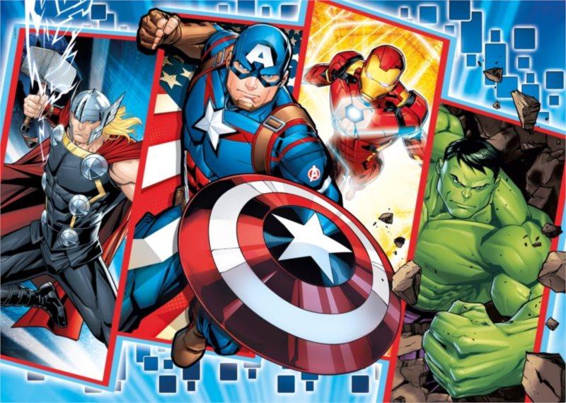 CLEMENTONI Puzzle Avengers MAXI 24 dílků