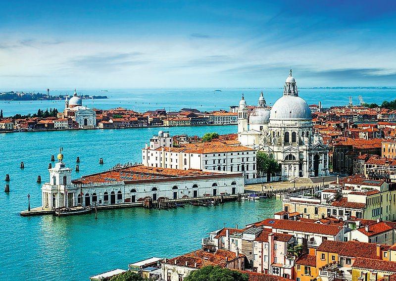 Puzzle TREFL 2000 dílků - Benátky, Itálie