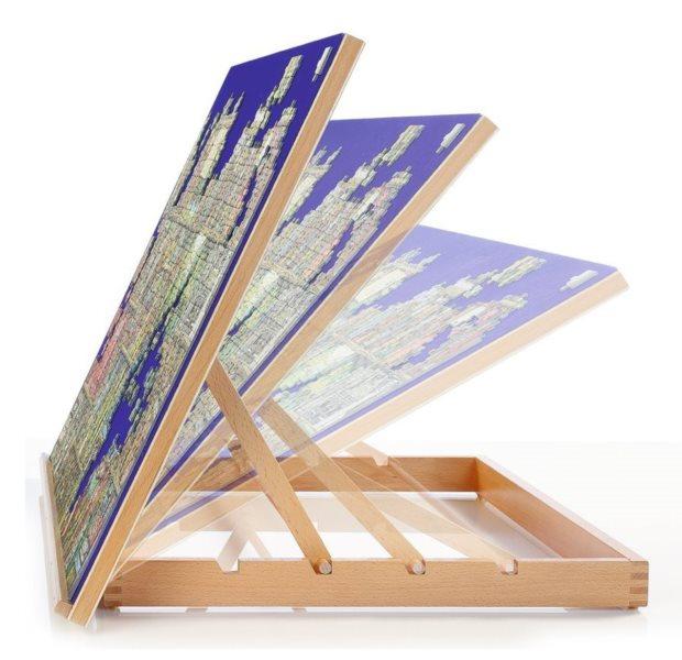 RAVENSBURGER Puzzle Board - dřevěná polohovací puzzle podložka