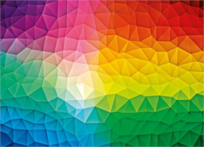 CLEMENTONI Puzzle ColorBoom: Mozaika 1000 dílků