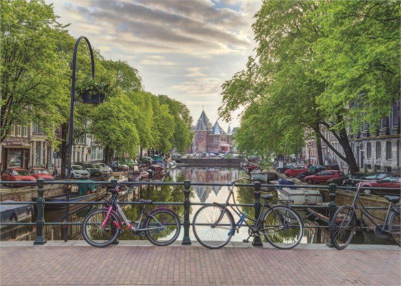 JUMBO Puzzle De Waag, Amsterdam 1000 dílků