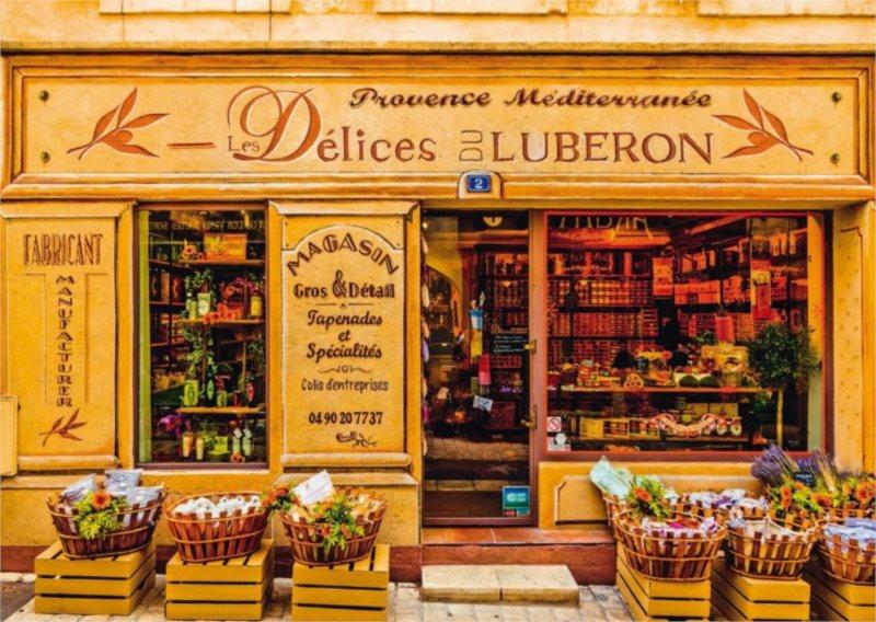 SCHMIDT Puzzle Delikatesy v Provence 1000 dílků