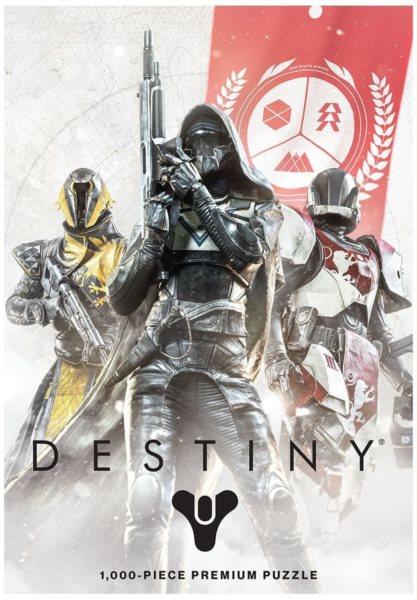Puzzle Destiny: Guardian Fireteam 1000 dílků