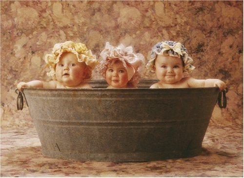 Puzzle SCHMIDT 1000 dílků - Děti ve vaně