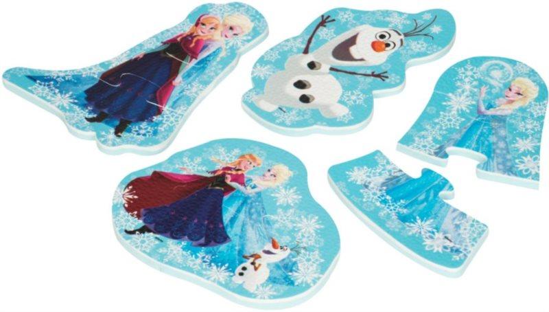 Puzzle do vany Ledové království 4v1 (2-4 dílky)