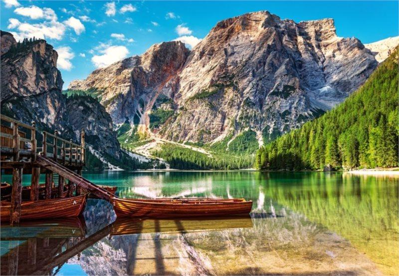 CASTORLAND Puzzle Dolomity, Itálie 1000 dílků
