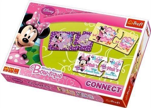 TREFL Puzzle dvojice Minnie