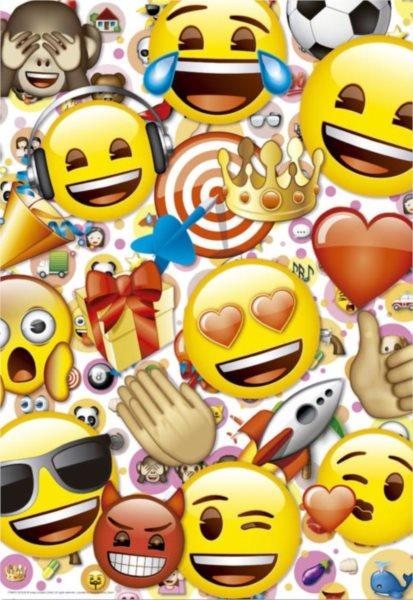 EDUCA Puzzle Emoji 500 dílků