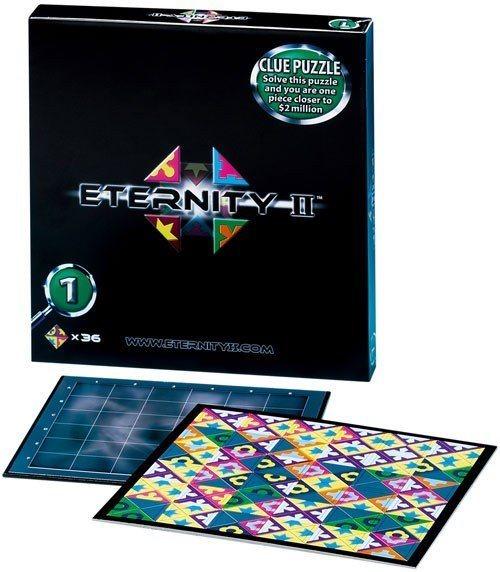 Puzzle Eternity II. 36 dílků - Stopa 1