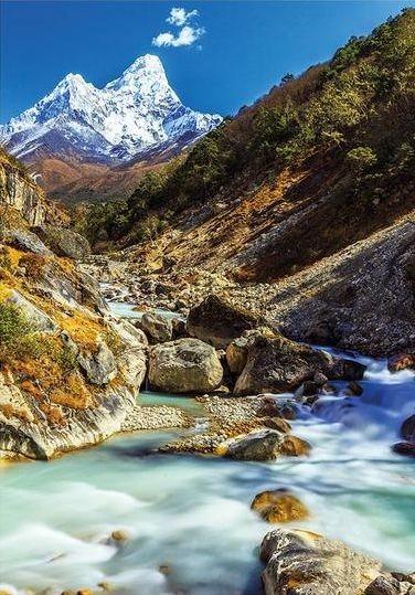 DINO puzzle 500 dílků - Himaláje