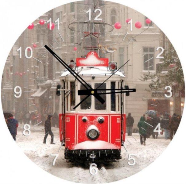 ART PUZZLE Puzzle hodiny Istanbul, Turecko 570 dílků