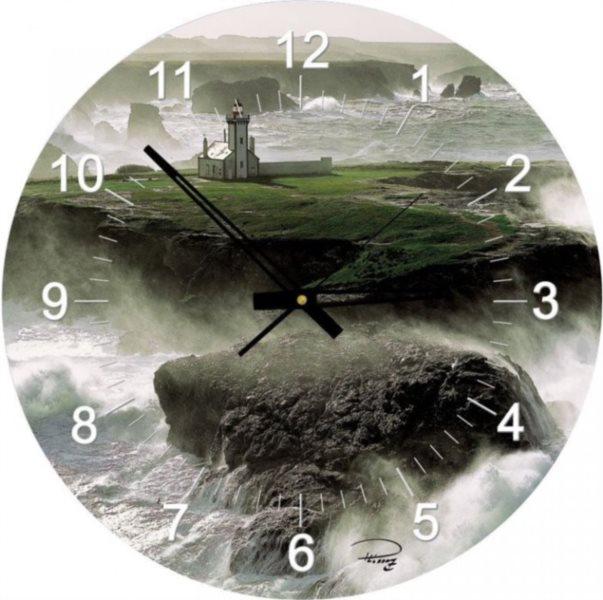 ART PUZZLE Puzzle hodiny Maják Les Poulains 570 dílků