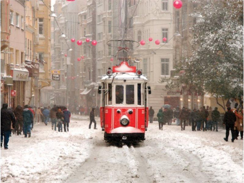 ART PUZZLE Puzzle Istanbul, Turecko 1000 dílků