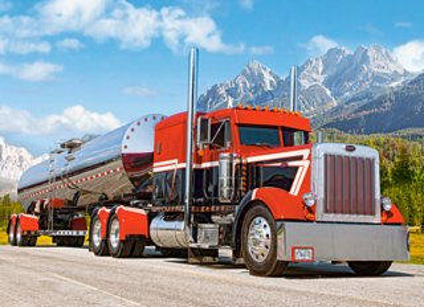 Puzzle CASTORLAND 300 dílků - Kamion Peterbilt