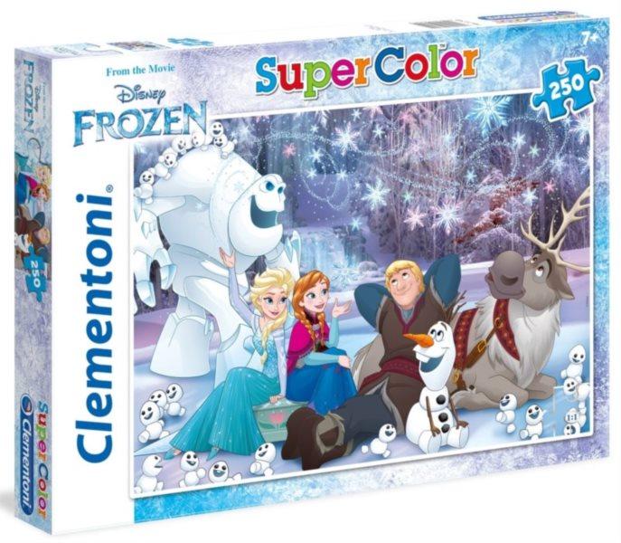 CLEMENTONI Puzzle Ledové království 250 dílků