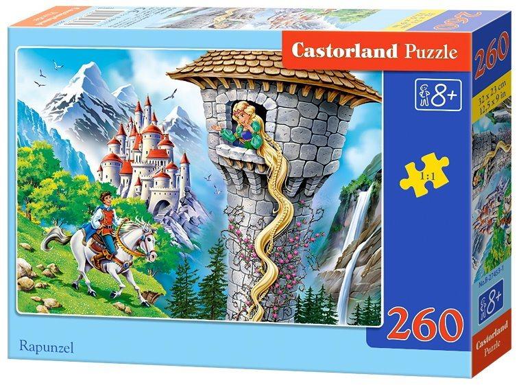 CASTORLAND Puzzle Locika 260 dílků