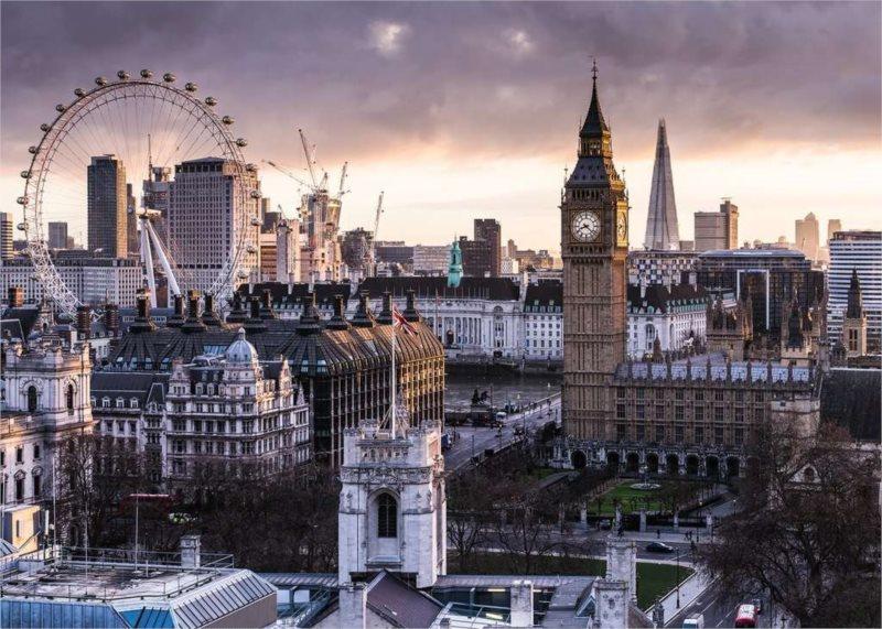 RAVENSBURGER Puzzle Londýn, Velká Británie 1000 dílků