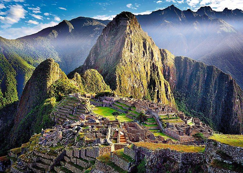 Puzzle TREFL 500 dílků - Machu Picchu