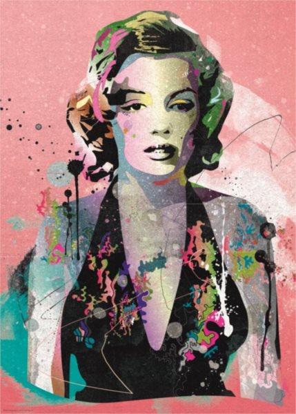 HEYE Puzzle Marilyn 1000 dílků