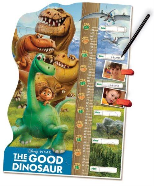 CLEMENTONI Puzzle metr Hodný dinosaurus 30 dílků