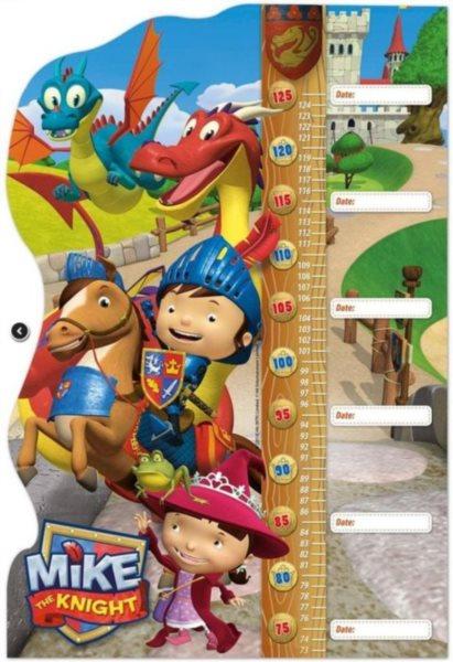 CLEMENTONI Puzzle metr Rytíř Mike 30 dílků