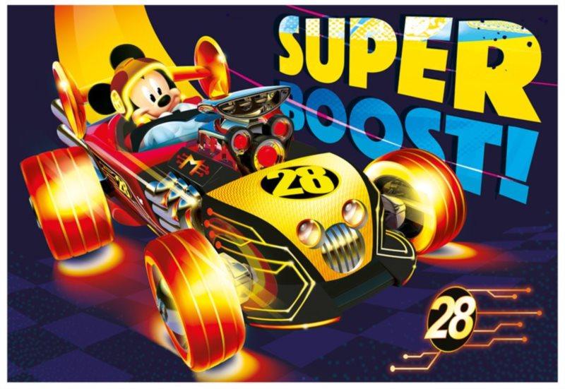 DINO Puzzle Mickey Mouse na závodě 24 dílků