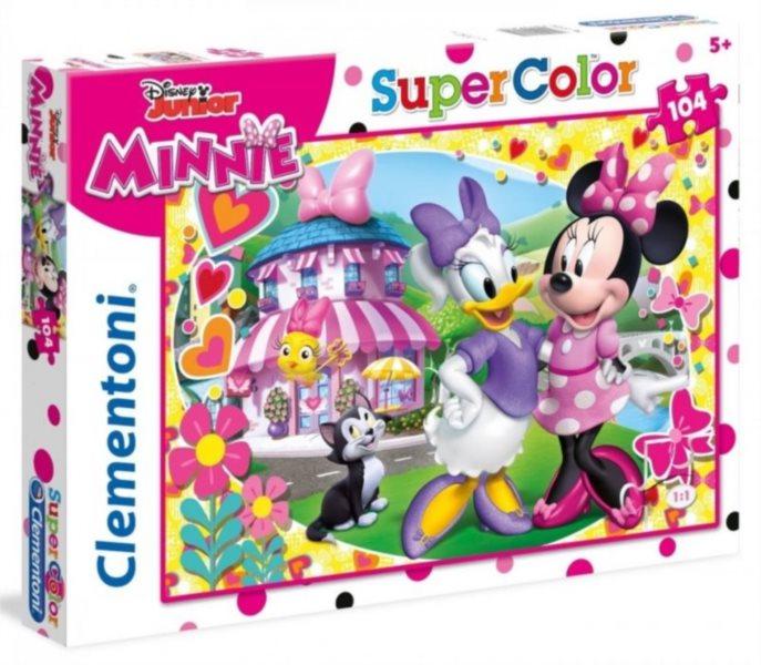 CLEMENTONI Puzzle Minnie a Daisy 30 dílků